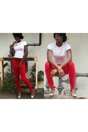liz claiborne pants - Apostraphe heels