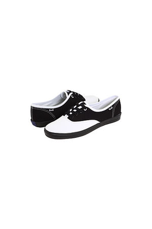 black Keds shoes