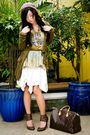 Brown-mango-coat-brown-zara-hat-beige-mango-blouse-white-random-skirt-br
