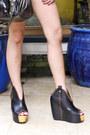 Blue-zara-shorts-dark-gray-us-bag-black-finch-style-wedges
