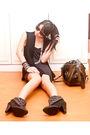Black-h-m-vest-gray-topshop-dress-black-zara-boots-gray-random-bag-silve