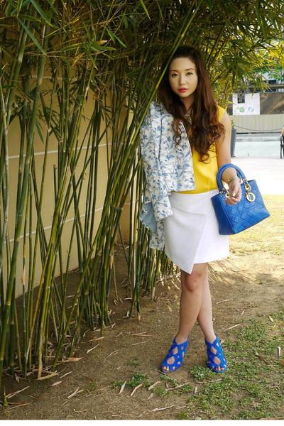 blue lady dior dior bag
