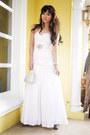 White-glitterati-dress-silver-bally-bag-white-glitterati-belt