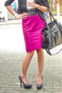 Zara-blazer-oversized-celine-bag-cat-eye-mango-sunglasses-pencil-cotton-h-