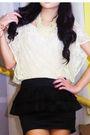 Beige-glitterati-blouse-black-forever-21-skirt-beige-nina-ricci-bag-white-
