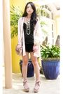 Pink-topshop-coat-black-glitterati-top-black-h-m-shorts-pink-topshop-bag-