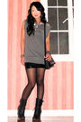 Gray-forever-21-t-shirt-silver-tiramisu-necklace-black-random-find-from-rock