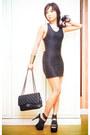 Black-backless-lbd-glitterati-dress-black-255-chanel-bag
