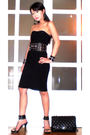Black-glitterati-dress-black-online-shoes-black-chanel-purse-black-glitter