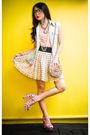 Blue-diy-vest-pink-topshop-top-beige-zara-skirt-pink-topshop-bag-beige-a