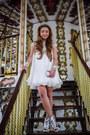 White-romwe-dress