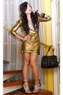 Gold-glitterati-dress-white-glitterati-intimate-black-cuteture-bracelet-bl