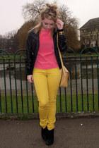 black black boots Matalan boots - mustard mustard asoscom jeans