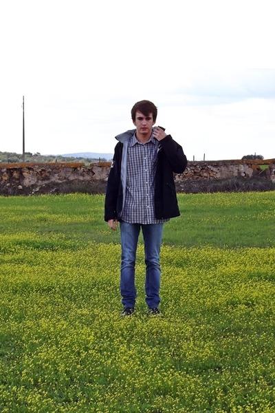 Zara jeans - Levis shirt