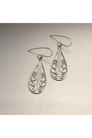 John S Brana earrings