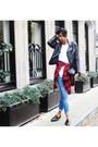 Crimson-zara-shoes-blue-river-island-jeans-black-h-m-trend-jacket