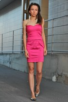 pink Lipsy dress