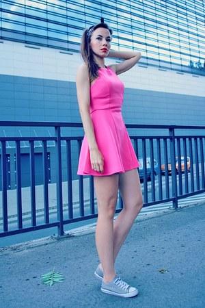 hot pink DressLink dress