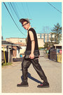 Black-creepers-london-tuk-shoes-shoes-black-vintage-thrift-top