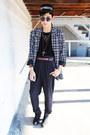 Black-topshop-boots-black-embroidered-seffinisto-hat-black-thrifted-blazer