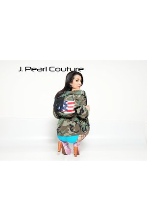 j pearl couture jacket