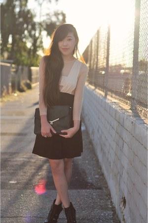 stolen girlfriends club dress - botkier bag