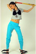 colour block GEEKS & STITCHES pants