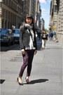 Galaxy-rag-bone-jeans-pheobe-iro-jacket-zebra-scarf-chan-luu-scarf