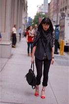 belina top Isabel Marant top - zillah jeans Isabel Marant jeans