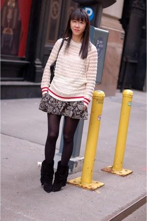 mony boots Isabel Marant boots - salome shorts Isabel Marant shorts