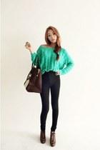 aquamarine Style Nanda sweater