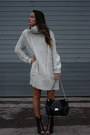 Missguided-boots-hm-dress-sezane-bag
