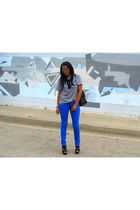 jeans - shoes - shirt