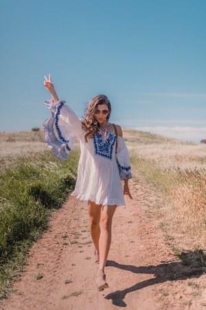 blue Raga dress