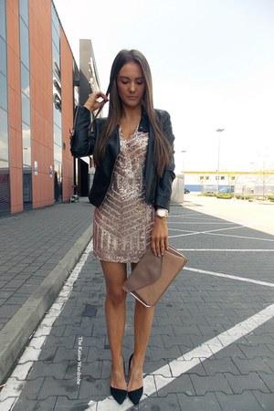neutral ZNU dress