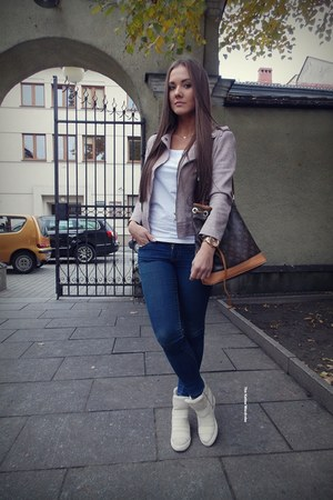 pink Sheinsidecom jacket