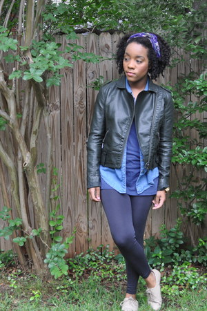 Urban Outfitters shoes - peoples liberation jacket - Forever 21 shirt - Old Navy