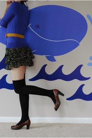 JCrew - Forever21 skirt