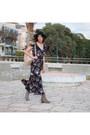 Flower-print-aristoshmat-dress