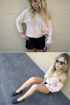 American Apparel jumper - Urban Outfitters shorts