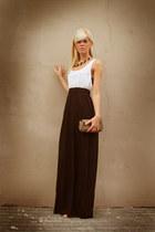 black GINA TRICOT skirt