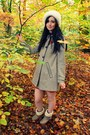 Cream-faux-fur-vintage-hat-tan-shushu-boots-light-brown-h-m-coat