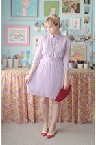 modcloth dress - Dahlia bag - sweet and lovely accessories - bait footwear heels