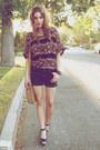 Floral-print-urban-outfitters-shirt-boho-bag-mossimo-bag