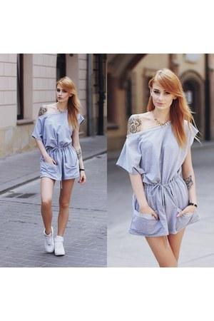 silver sakolifepl dress
