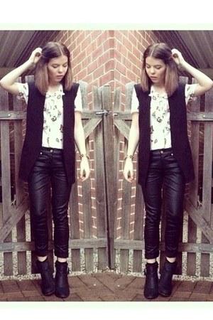 portmans shirt - portmans jeans - portmans vest