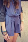 Gray-h-m-cardigan-charcoal-gray-boots-navy-pins-and-needles-romper