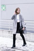 ca coat - asos jeans