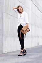 Parfois bag - Zara shirt