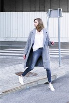 Zara shirt - Adidas sneakers